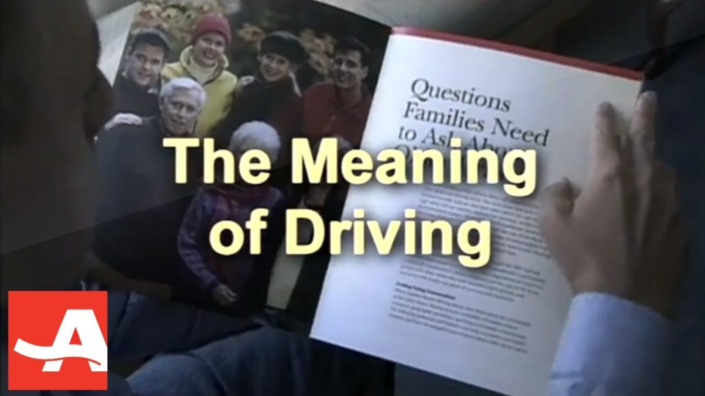 We Need to Talk: The Meaning of Driving